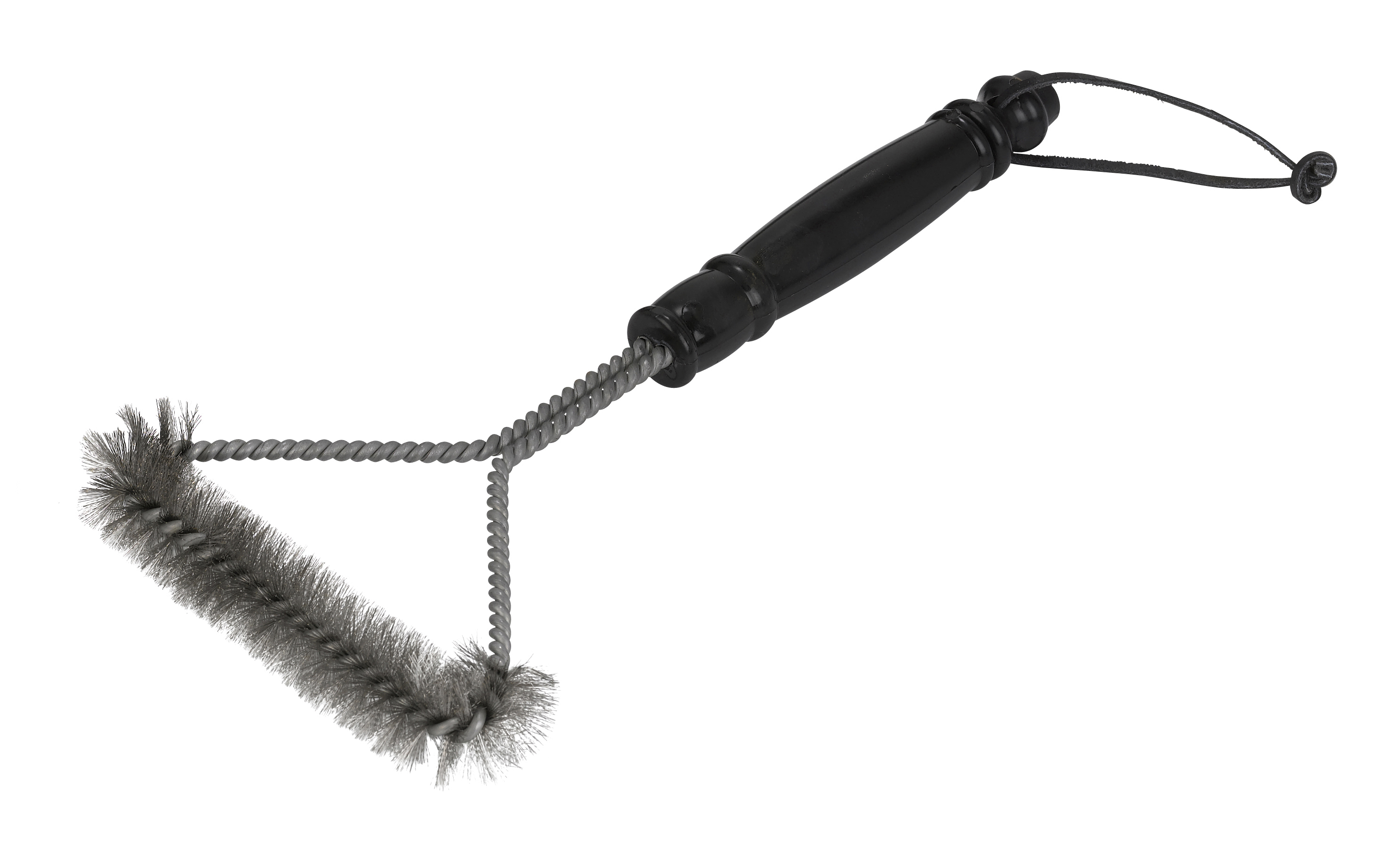 3 sided grill brush