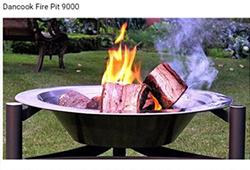 Feature My Family Club Dancook 9000 Fireplace
